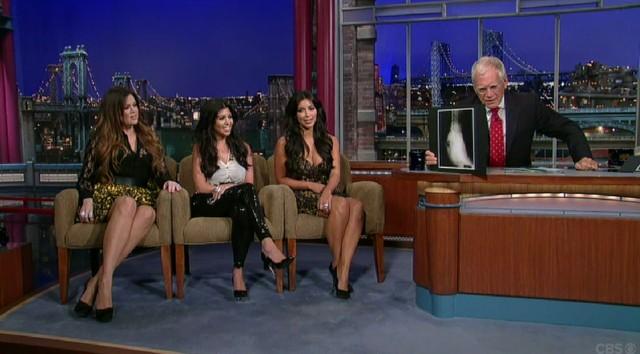 Khloe o Kim Kardashian: Cały tłuszcz idzie jej w tyłek VIDEO