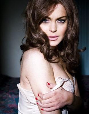 Lindsay Lohan jako Linda Lovelace (FOTO)