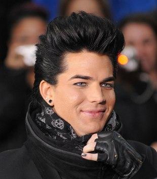 Adam Lambert - Byłem grubasem!