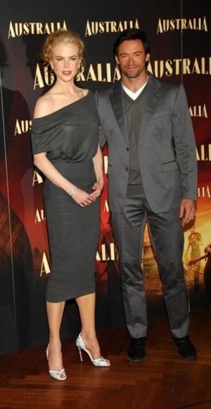 Nicole Kidman i Hugh Jackman są niezłą parą (FOTO)
