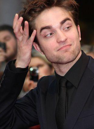 Robert Pattinson najseksowniejszym facetem na świecie!