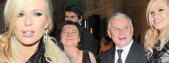 Doda z Prezydentem i Panią Prezydentową (FOTO)