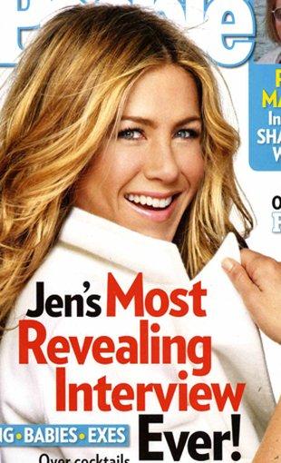 Jennifer Aniston: Ludzie wyluzujcie! (FOTO)
