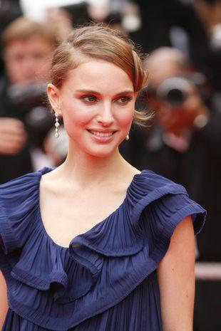 Chłopak Natalie Portman założył za małe portki