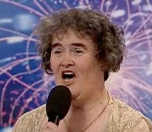Susan Boyle kłamała!