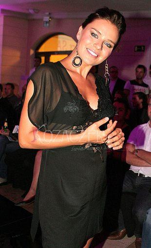Urbańska będzie tańczyć w 9. miesiącu ciąży!
