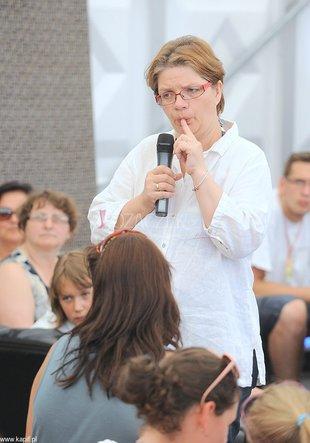 Dorota Zawadzka w Tańcu z gwiazdami