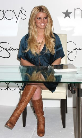 Jessica Simpson jako Pretty Woman?