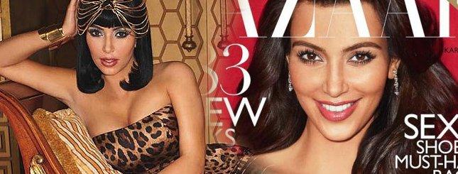 Kim Kardashian jako Kleopatra (FOTO)