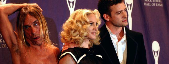Madonna do widowni: s*urwysyny!