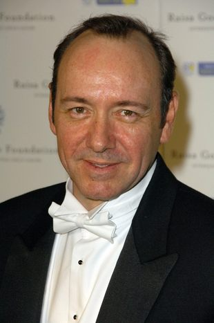 Kevin Spacey to diva