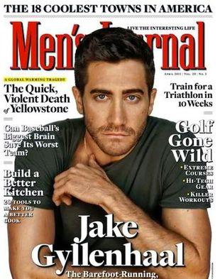 Jake Gyllenhaal jest uzależniony od ćwiczeń