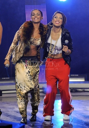 Szwed i Kazadi w musicalu o Jacksonie