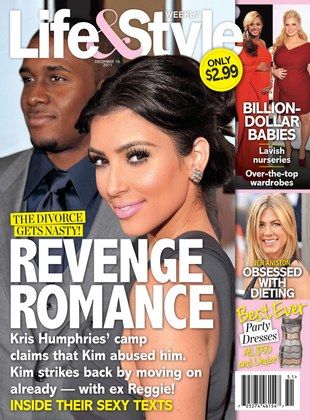 Kim Kardashian wróci do Reggiego Busha?