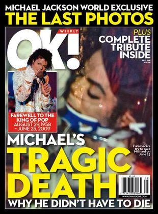 Krąży wideo ze śmiercią Michaela Jacksona!