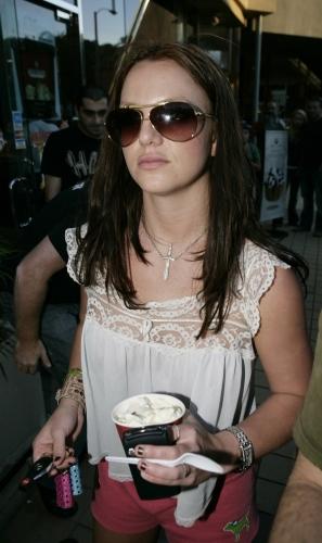 Britney Spears zadurzona w Kim Kardashian