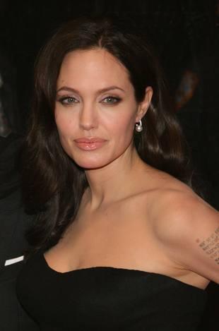 Komiksowa wersja Angeliny Jolie (FOTO)
