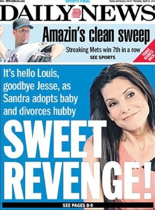 Sandra Bullock jest najlepiej opłacaną aktorką w Hollywood!