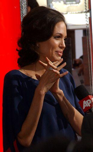 Angelina Jolie chce adoptować razem z bratem