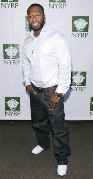 50 Cent przeraźliwie chudy! (FOTO)