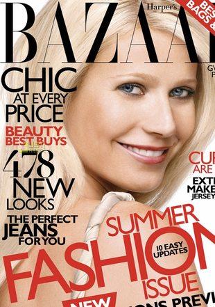 Gwyneth Paltrow przeżywa to, że jadła dużo smażonych potraw.