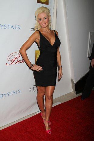 Holly Madison wygląda na czterdzieści lat (FOTO)