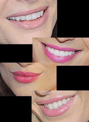 Do kogo należą te usta? (ZGADNIJ)