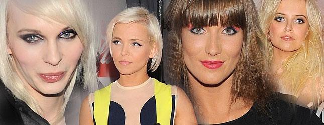 Gwiazdki na imprezie MTV (FOTO)