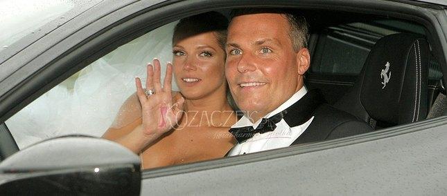 Liszowska nie wyszła za mąż dla pieniędzy?