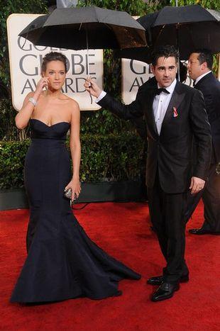 Sukienka Alicji Bachledy-Curuś wielką wpadką Złotych Globów?