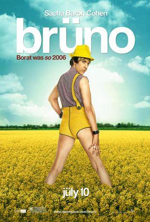 Sacha Baron Cohen jako Bruno (FOTO)