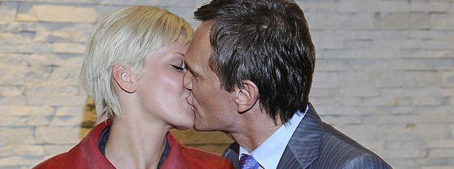 Zakochani Cezary Pazura i Edyta Zając (FOTO)