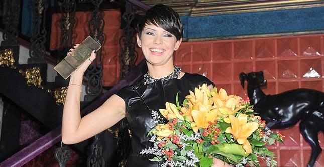 Dorota Gardias została Kobietą Roku (FOTO)