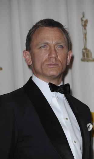 Daniel Craig jest gejem?
