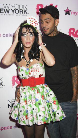 Travis McCoy i Katy Perry znowu razem