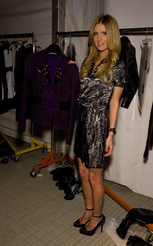Pokaz mody Nicky Hilton (FOTO)