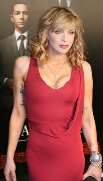 Courtney Love śpiewa Bad Romance Lady Gagi (VIDEO)