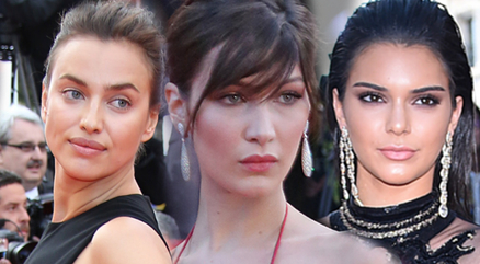 Irina Shayk, Kendall Jenner, Kristen Stewart, Bella Hadid i inne...