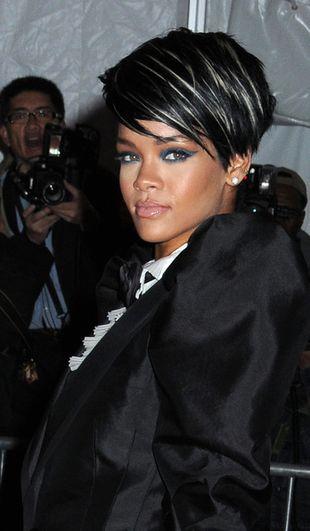 Rihanna to kłębek nerwów!