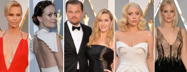Oscary 2016 – gwiazdy na czerwonym dywanie (FOTO)