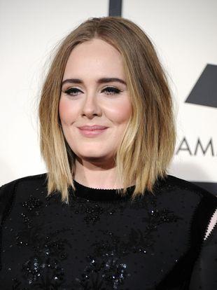 Adele wyjaśnia wpadkę na Grammy (VIDEO)