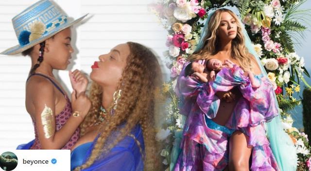 Beyonce ma duży problem z Blue Ivy