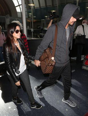 Związek Kourtney Kardashian i Scotta Disicka przeżywa kryzys