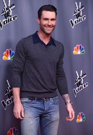 Adam Levine najseksowniejszym mężczyzną na świecie