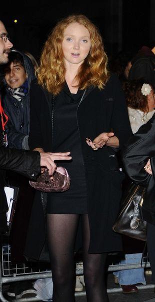 Lily Cole na czwerwonym dywanie bez makijażu (FOTO)