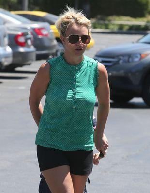 Britney Spears jest wściekła na Kevina Federline'a