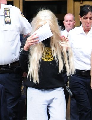 Amanda Bynes została wyrzucona z mieszkania