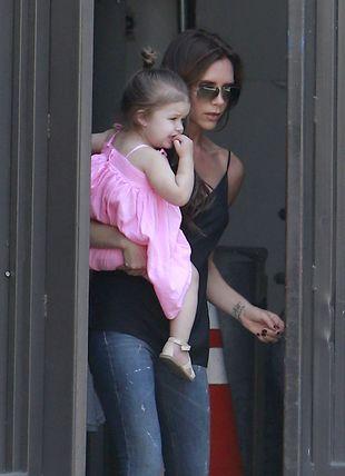 Victoria Beckham: Nie mogę zrobić makijażu, gdy obok…
