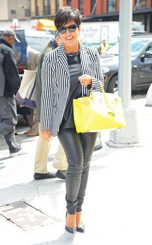 Kris Jenner o wnuczce: Wygląda zupełnie jak Kim!