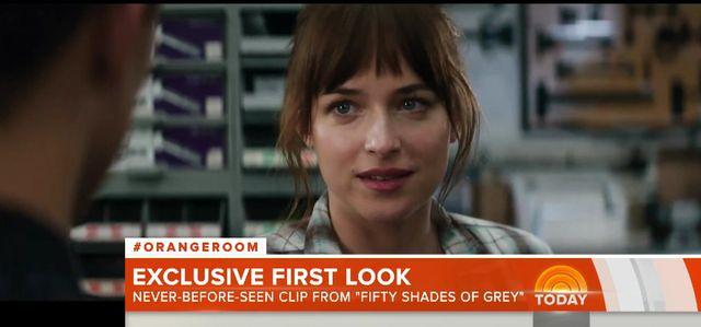W sieci pojawi�a si� scena z 50 twarzy Greya...